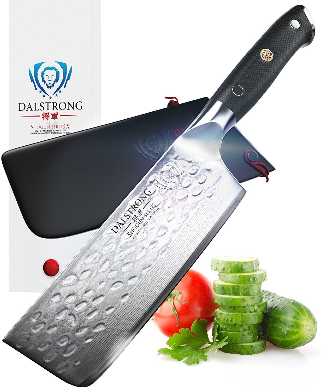 Review Dalstrong Nakiri Vegetable Knife Shogun Series X
