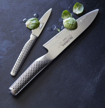 Global 2-Piece Knife Set G-5846