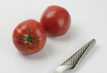 Global GS-9 - 3 inch, 8cm Serrated Tomato Knife