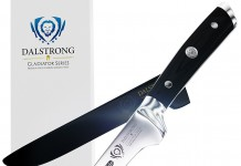 "DALSTRONG Boning Knife - Gladiator Series - German HC Steel - Flexible - 6"" (152 mm)"