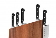 Cangshan V2 Series 59908 6-Piece German Steel Forged Knife Block Set