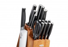 OXO Good Grips 17 Piece Knife Block Set