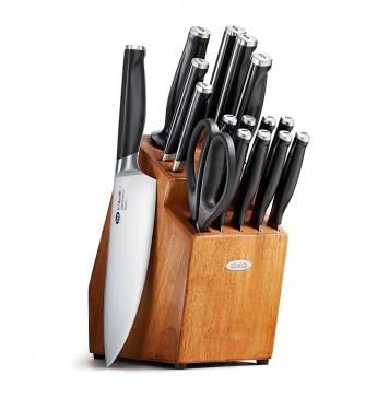 OXO Good Grips 17 Piece Knife Block Set