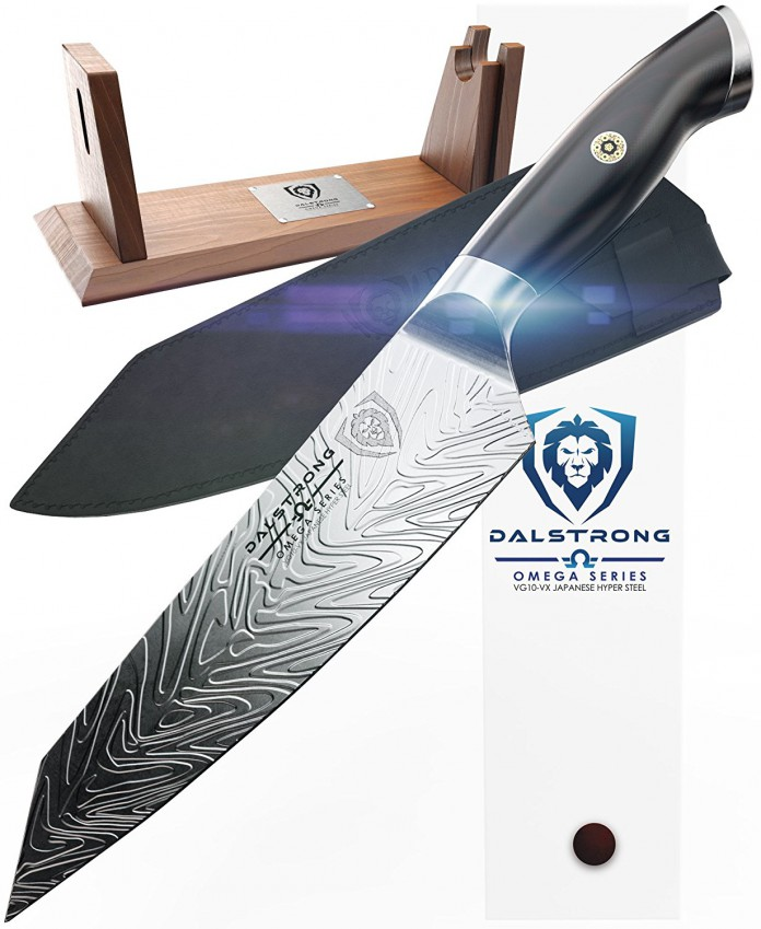 DALSTRONG Chef Knife - Omega Series - VG10-VX - 8.5